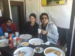 Sachin Tendulkar 'Opens' New Year With Paratha, Curd, Pickle