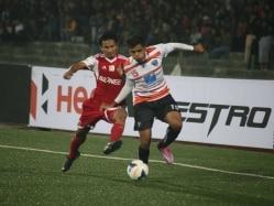 I-League: Shillong Lajong Beat Mumbai FC 1-0