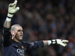 Goalkeeper Victor Valdes Regrets Leaving FC Barcelona