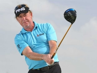 Indian Open Golf: Golden Oldie Miguel Jimenez Wants to Sink Own Record