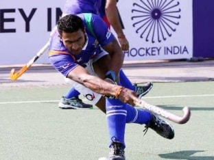 Converting Penalty Corners Will be UP Wizards' Strength: VR Raghunath