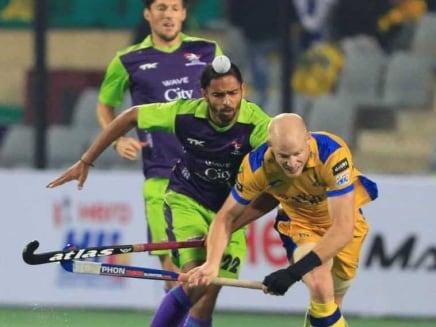 Hockey India League: Punjab Warriors Drub Delhi Waveriders 7-0
