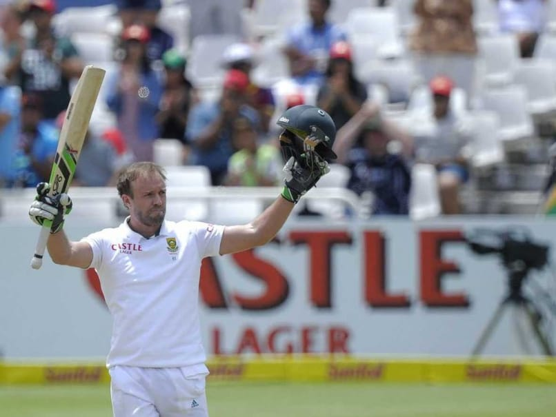 3rd Test: AB de Villiers Century Gives South Africa the Edge
