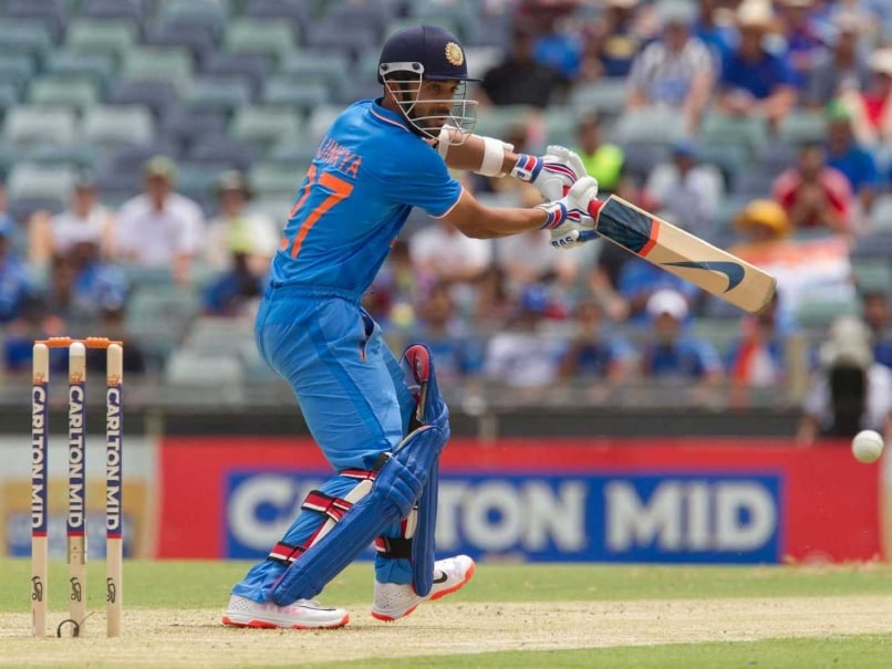 Ajinkya Rahane Surprised to be Named Stand-in India Captain
