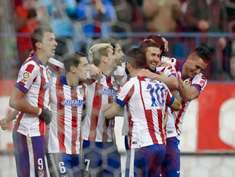 La Liga: Antoine Griezmann Brace Keeps Atletico Madrid on Real Madrid's Shoulders
