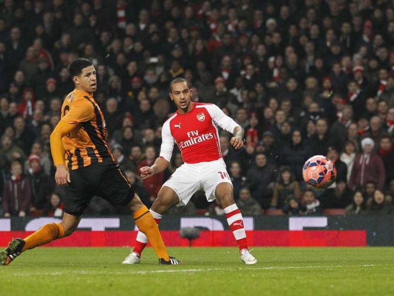 FA Cup Holders Arsenal Tame Toothless Hull City