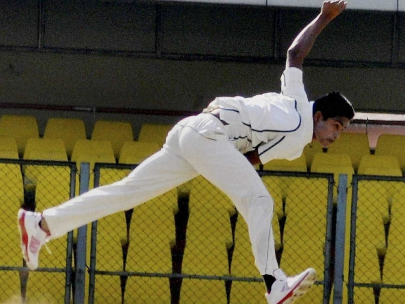 Assam Reduce Services to 102-8 on Day 1 of Ranji Trophy