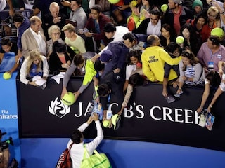 Australian Open Crowd Behaved Like Animals: Russian Player
