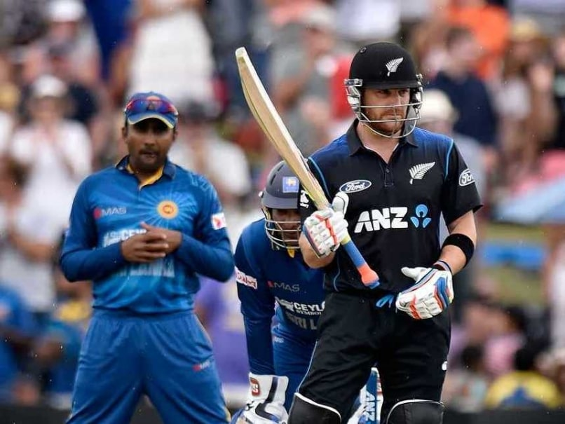 Brendon McCullum Blitz Flattens Sri Lanka in First ODI