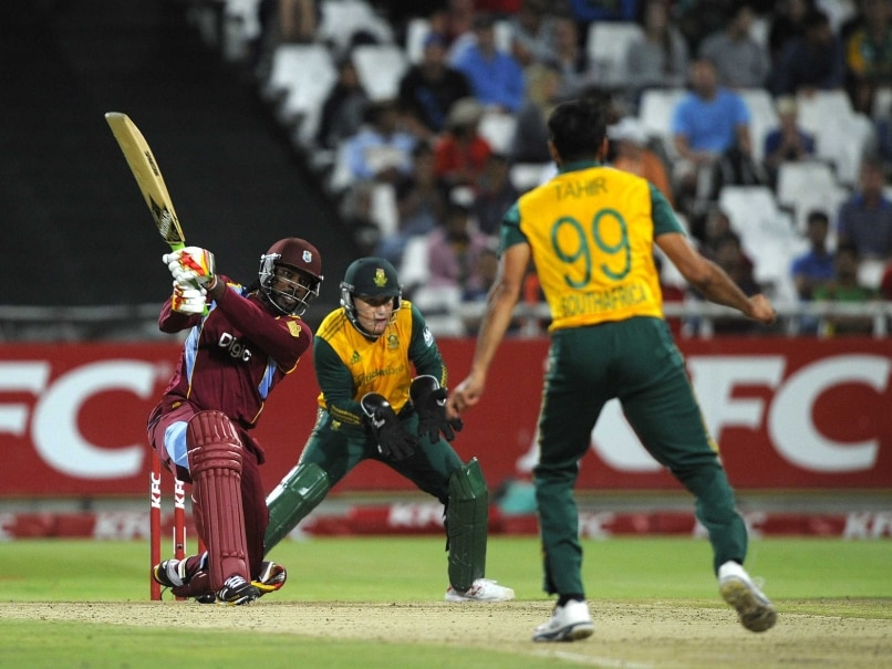 Chris Gayle Smashes His Fastest T20I Fifty, Says West Indies on Track for World Cup