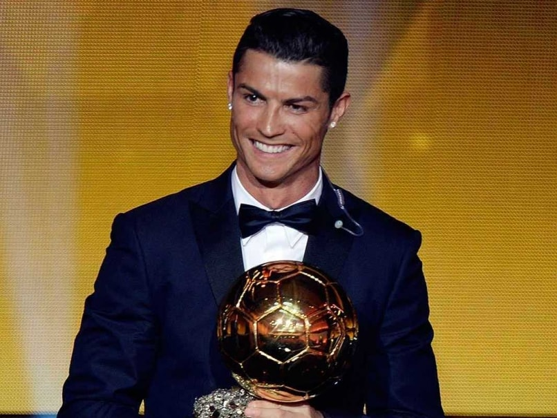 Cristiano Ronaldo Wins FIFA Ballon d'Or Award for 2014