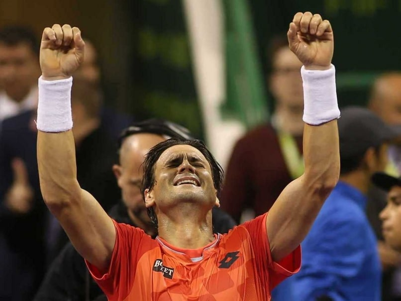 Top Seed David Ferrer Joins Auckland Open No-Shows