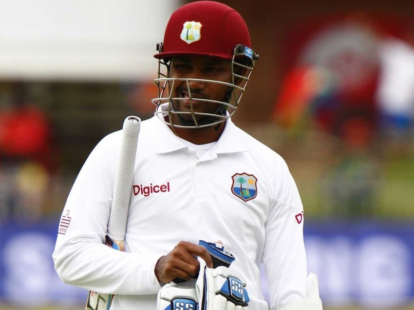 Denesh Ramdin Lashes Out At WICB After Being Dropped For India Series