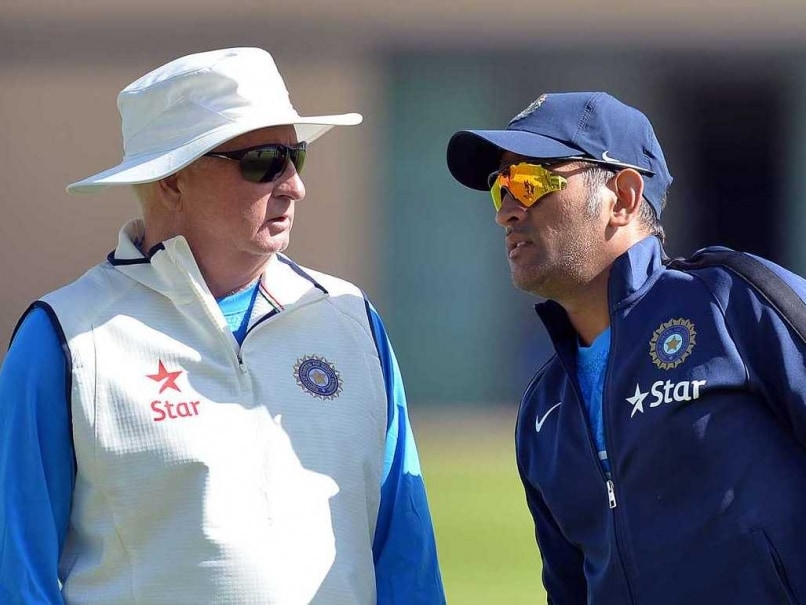 Mahendra Singh Dhoni's Cool Attitude Makes India a Hot World Cup Prospect: Duncan Fletcher
