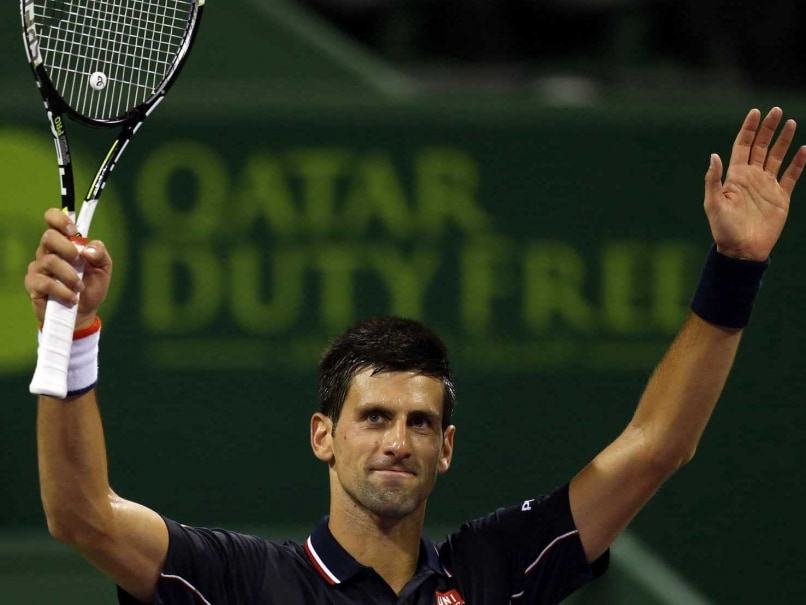 Qatar Open: Novak Djokovic Wins First Match of 2015 in Under an Hour