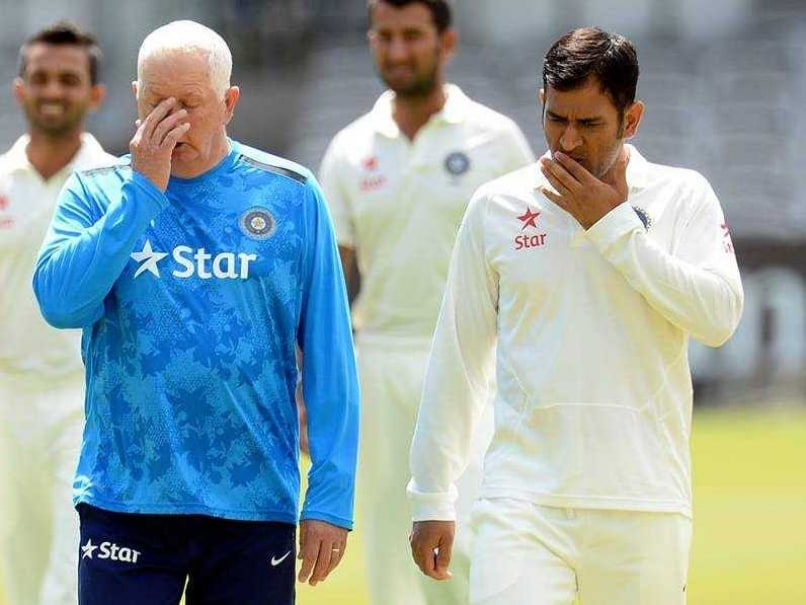 MS Dhoni Quitting Tests in a Huff Reflects State of Flux in India Cricket