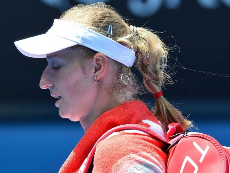 Deflated Ekaterina Makarova Says She was Psyched Out