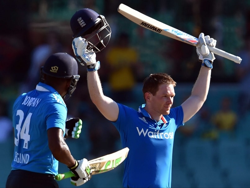 Bitter-Sweet Day for England Captain Eoin Morgan