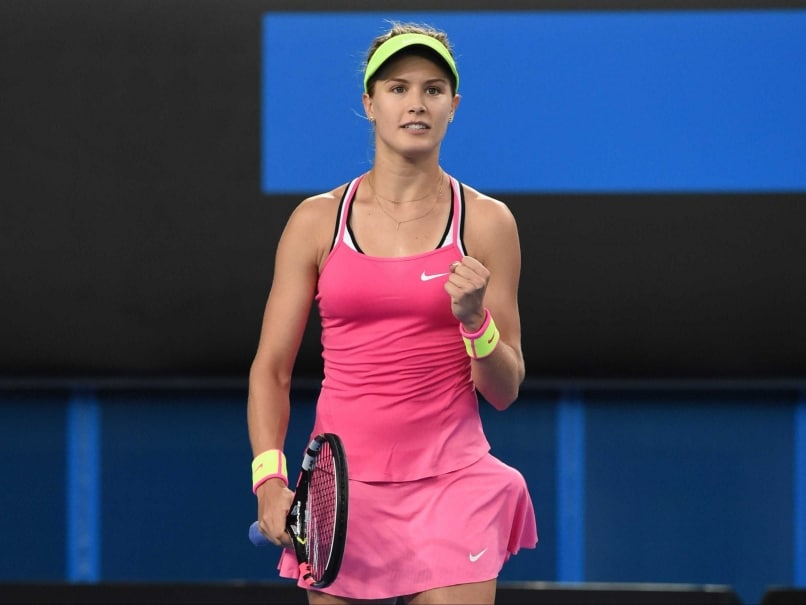 Eugenie Bouchard Comeback Gathers Steam in Australia