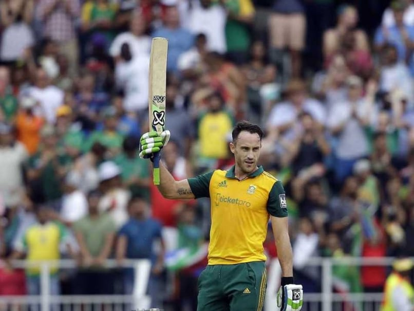Unstoppable Chris Gayle Makes it 'Bittersweet' for Disappointed Faf Du Plessis