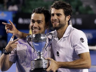 Australian Open: Italys Fognini-Bolelli Win Mens Doubles Title