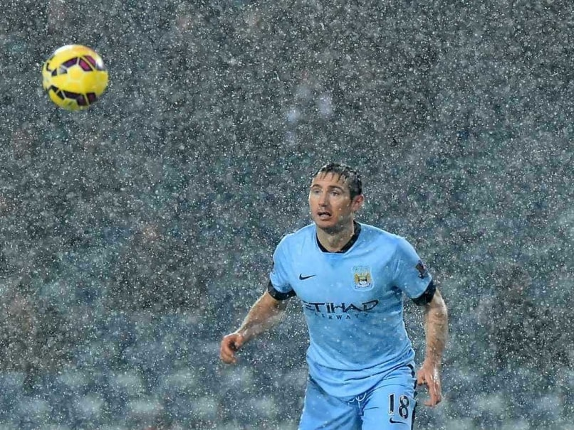 Manchester City Match-Winner Frank Lampard Faces Cloudy Future