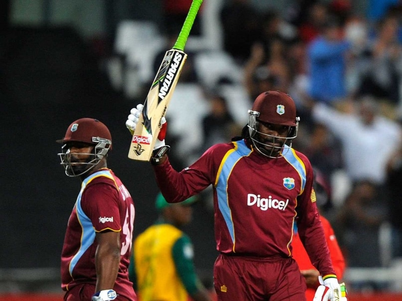 Chris Gayle's Fastest Fifty Helps West Indies Trounce South Africa in 1st T20I