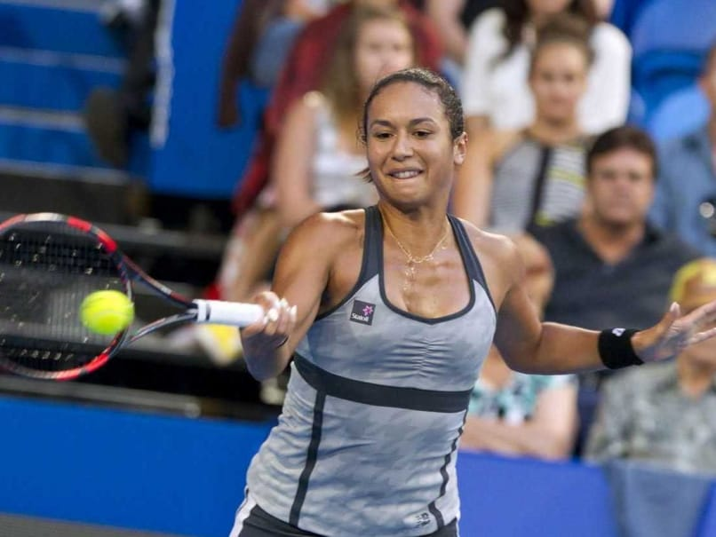 Heather Watson Wins Hobart International Final