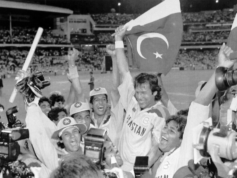 Back to the Future and Imran's Fervent Faith in '92 Success