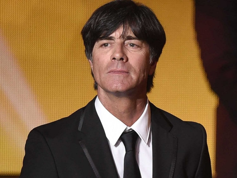 Coach-of-the-Year Award Like Icing on the Cake, Says Germany's Joachim Loew