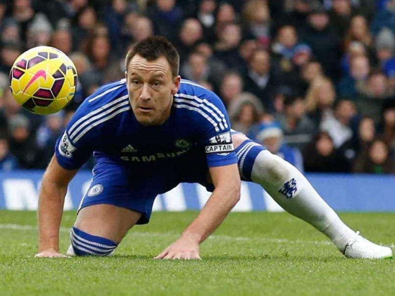 Chelsea F.C. Will Bounce Back From Spurs Shock: John Terry