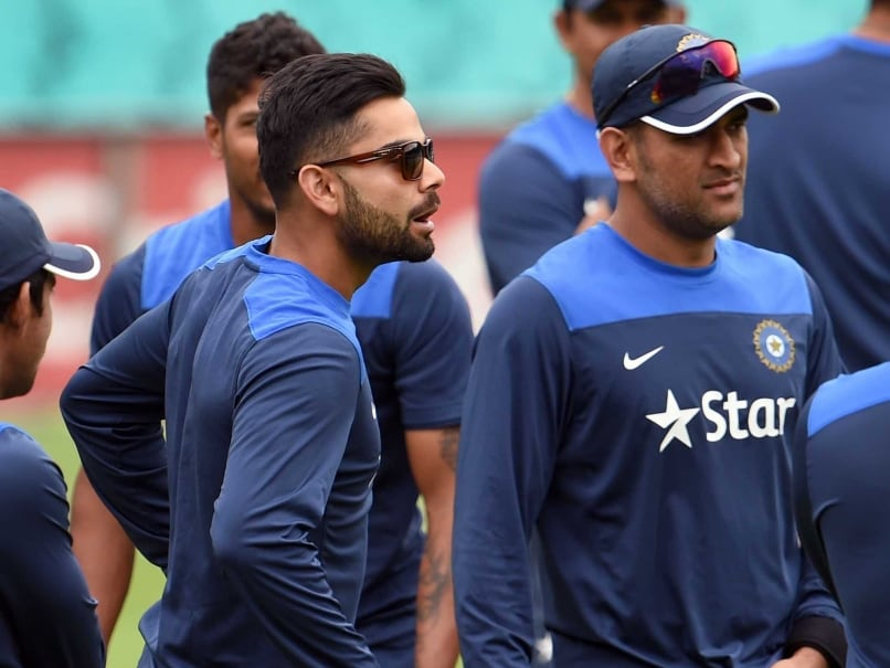 Mahendra Singh Dhoni's Retirement Came as a Shock, Says Virat Kohli - Aus vs Ind, 2014