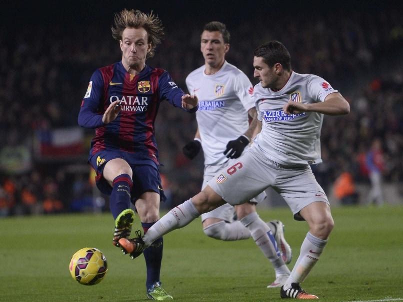 Koke Commits Future to Atletico Madrid