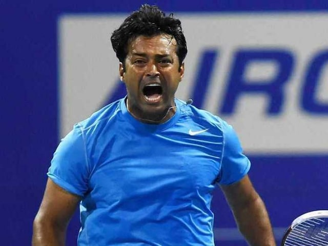 Leander Paes-Daniel Nestor Crash Out of Barcelona Open