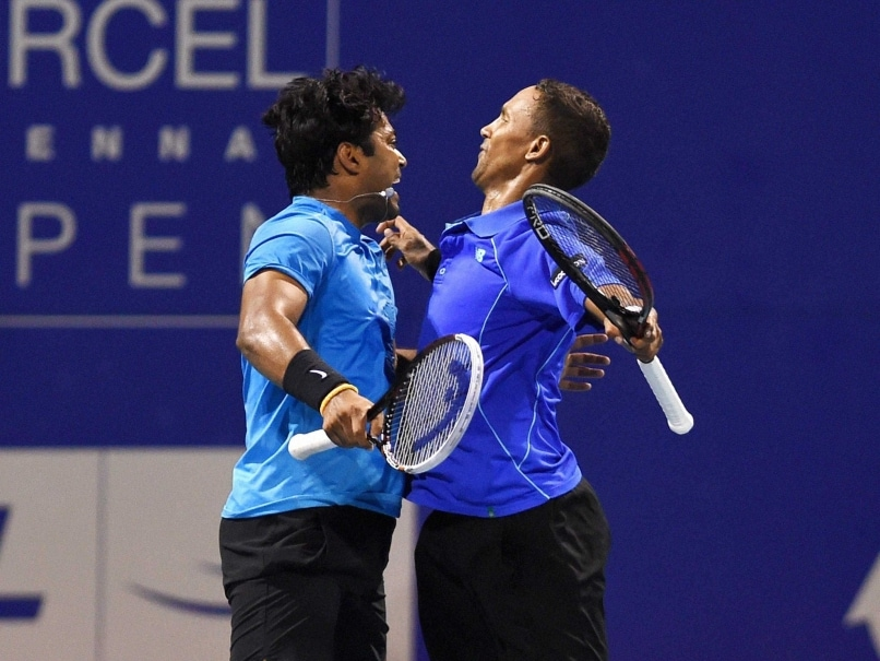 Leander Paes Enters Doubles Final, Eyes Seventh Chennai Open Title