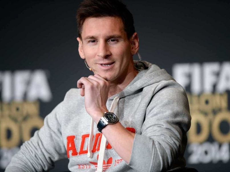 Lionel  Messi Casts New Doubts About His Future at Barcelona
