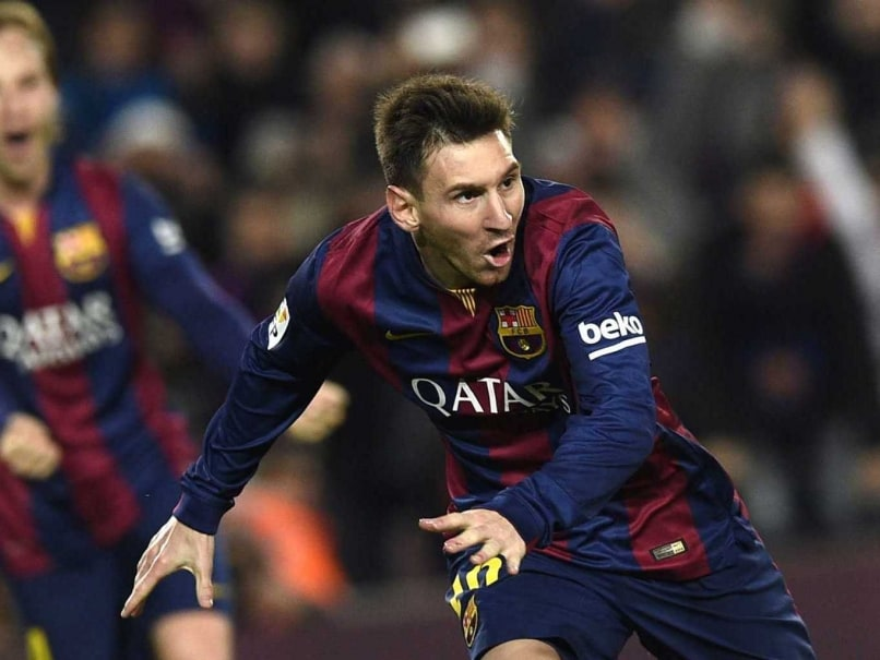 FC Barcelona Planning Future With Lionel Messi, Says Manager Luis Enrique