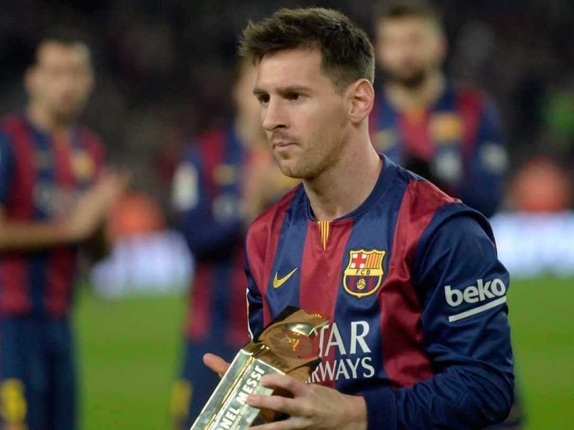 Lionel Messi Insists He's Staying With Barcelona
