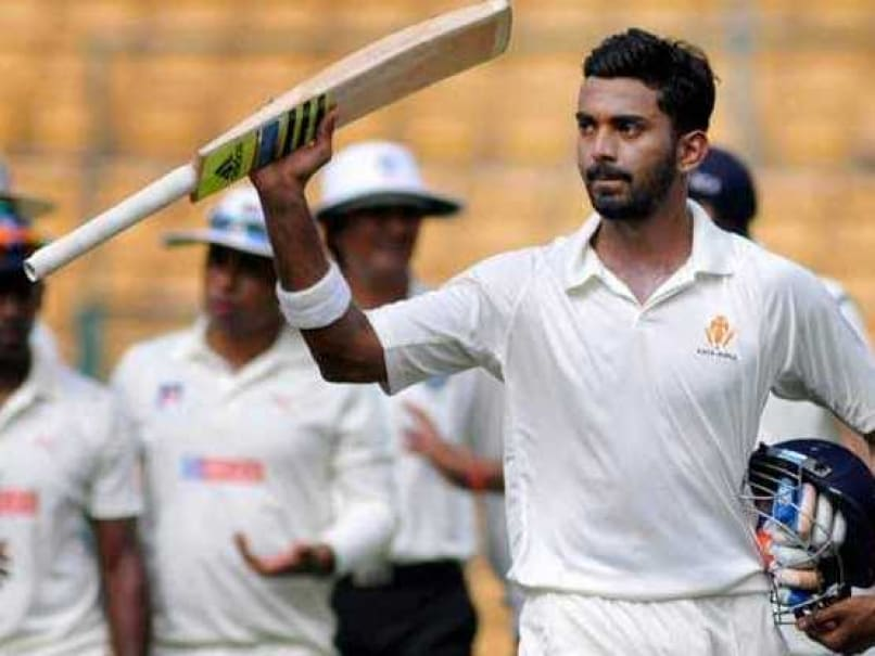 Ranji Trophy: Lokesh Rahul Cracks Triple Ton, Sanju Samson Smashes 207