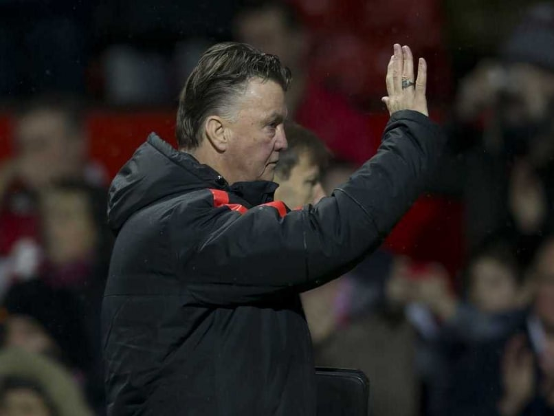 Louis van Gaal Thanks Manchester United Fans for 'Unbelievable' Support