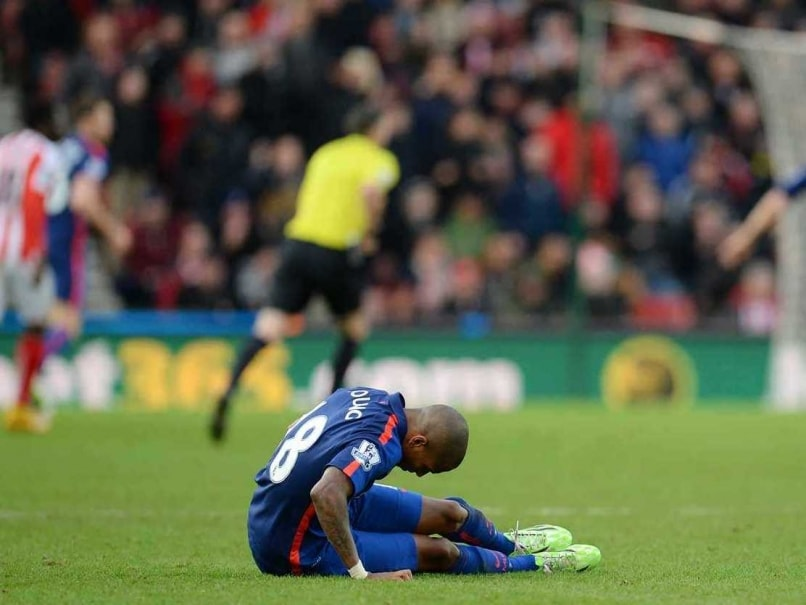Injuries Hurt Manchester United