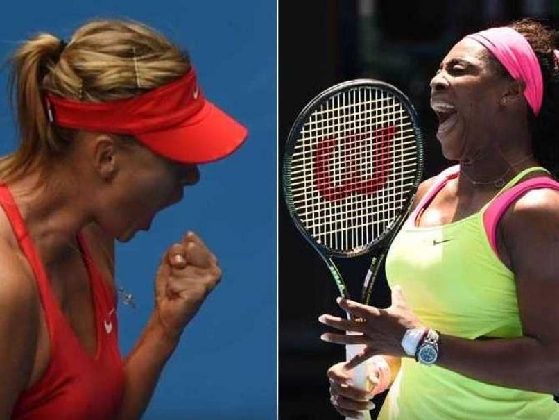 Serena Williams, Maria Sharapova Hot Favourites in Australian Open Semis