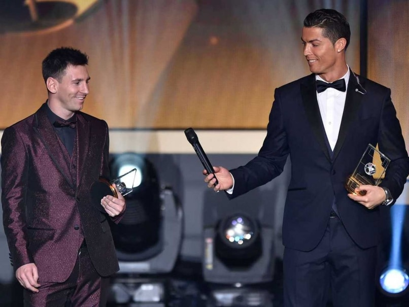 Cristiano Ronaldo Eyes Lionel Messi's Tally in Ballon d'Or Race