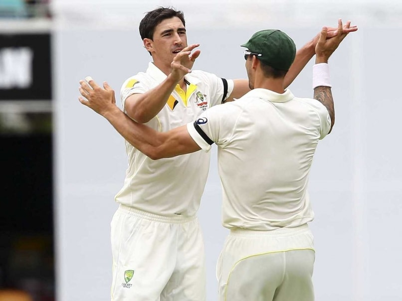 Mitchell Johnson Replaced by Mitchell Starc for SCG Test