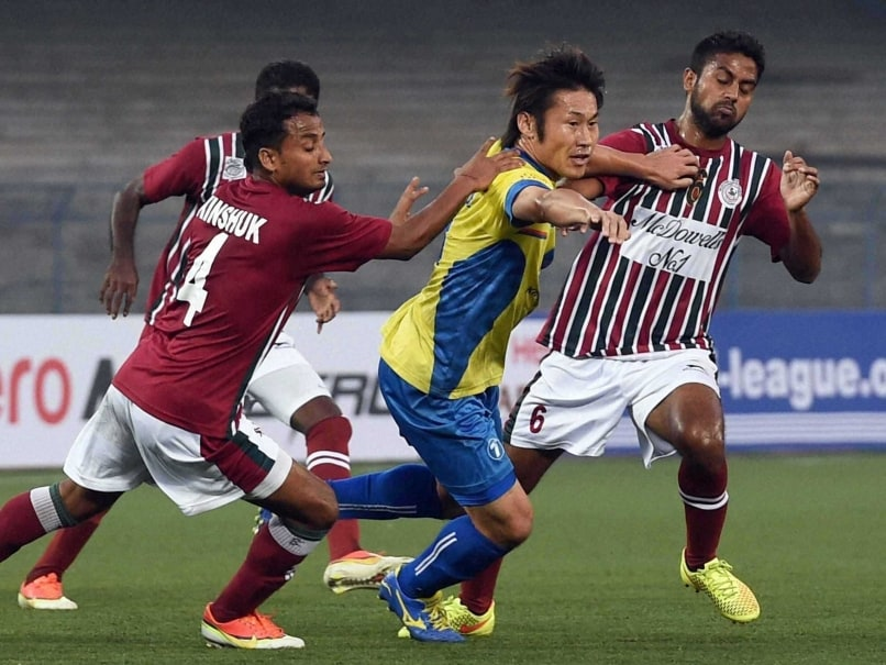 Leaders Mohun Bagan Seek I-League Dominance in Kolkata Derby