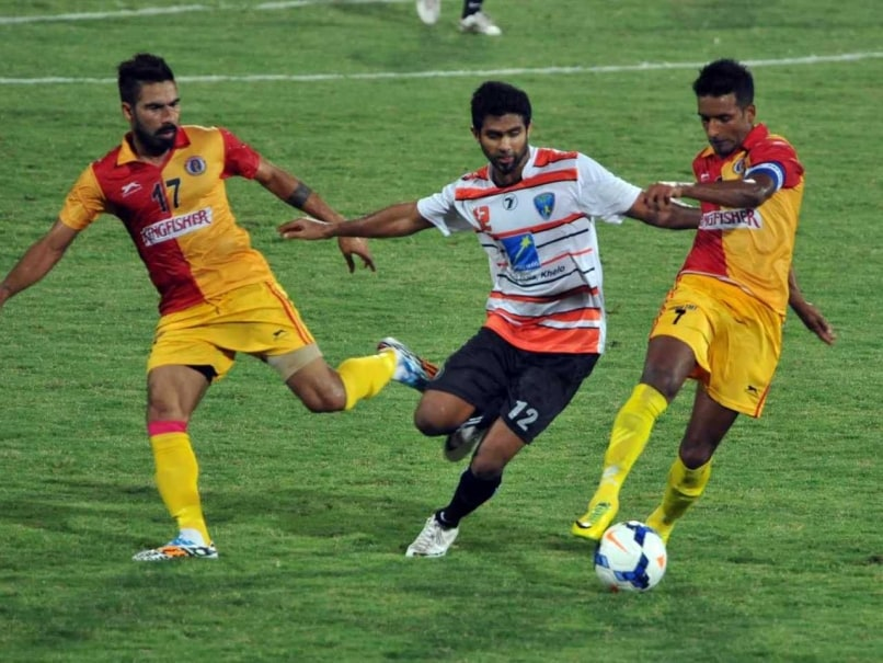 Federation Cup: Mumbai FC Hold East Bengal to a Goalless Draw