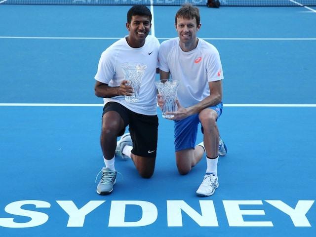 Rohan Bopanna-Daniel Nestor Win Sydney International