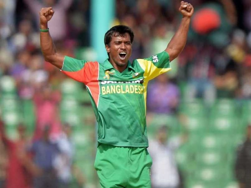 Bangladesh's Rubel Hossain Gets Court Permission to Play World Cup