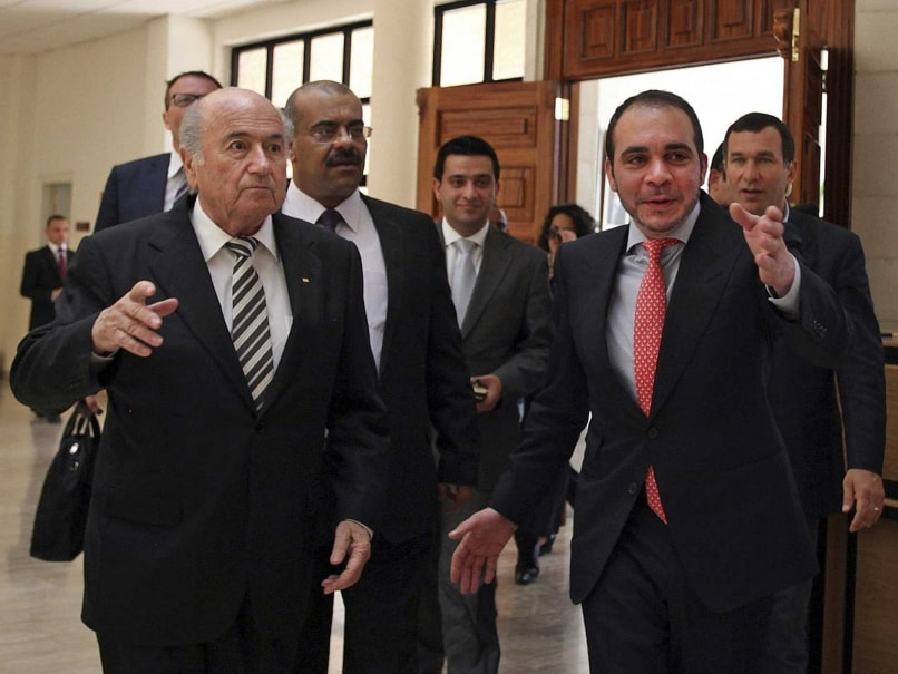 FIFA Vice-President Prince Ali Launches Presidential Bid Against Sepp Blatter
