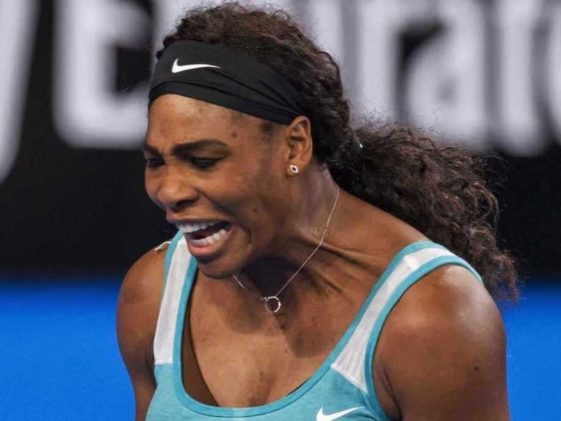 Serena Williams Off to Frustrating Start in 2015